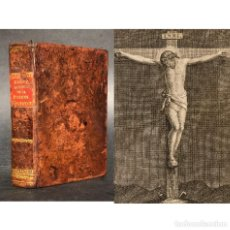 Libri antichi: 1835 - PALMA DE MALLORCA - HISTORIA DE LA SAGRADA PASIÓN - LUIS DE LA PALMA - TOLEDO. Lote 233479745