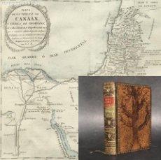Libros antiguos: AÑO 1795 LA BIBLIA VULGATA LATINA TRADUCIDA EN ESPAÑOL - MAPA - JOSUE - JUECES - RUTH - REYES -. Lote 233552600