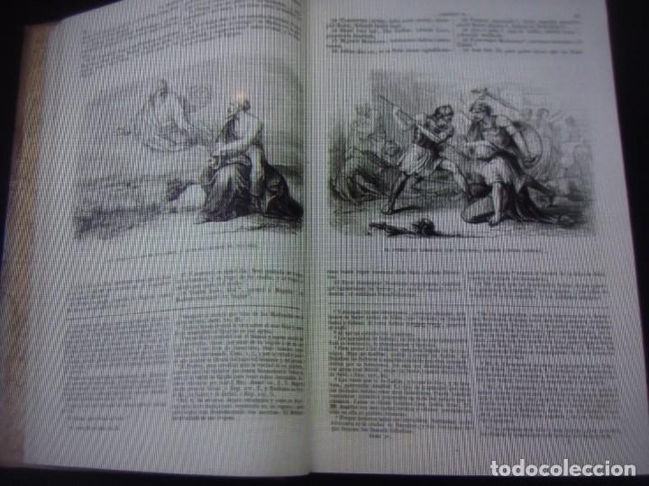Libros antiguos: Phelipe Scio de S.Miguel -La Santa Biblia 5 TOMOS . (de la Vulgata Latina) - Foto 2 - 233708645