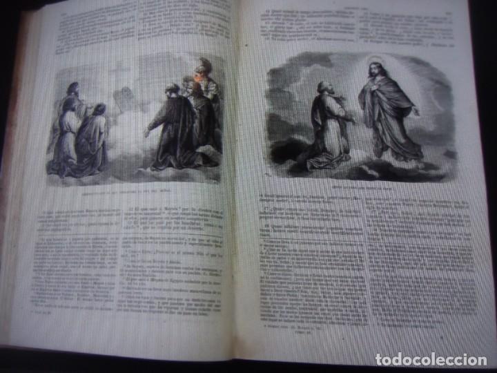 Libros antiguos: Phelipe Scio de S.Miguel -La Santa Biblia 5 TOMOS . (de la Vulgata Latina) - Foto 5 - 233708645