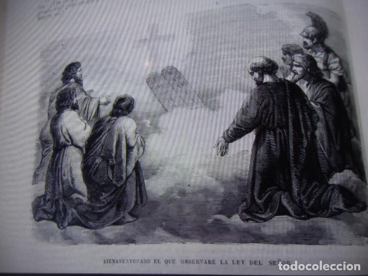 Libros antiguos: Phelipe Scio de S.Miguel -La Santa Biblia 5 TOMOS . (de la Vulgata Latina) - Foto 7 - 233708645