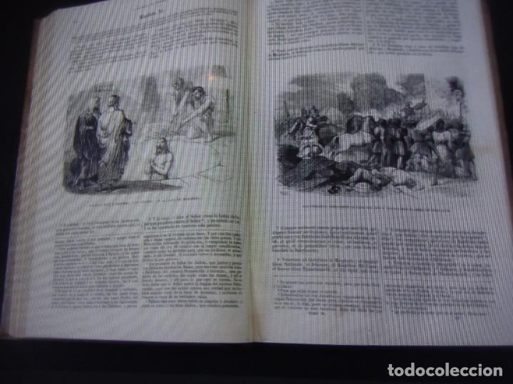 Libros antiguos: Phelipe Scio de S.Miguel -La Santa Biblia 5 TOMOS . (de la Vulgata Latina) - Foto 8 - 233708645