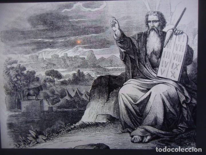 Libros antiguos: Phelipe Scio de S.Miguel -La Santa Biblia 5 TOMOS . (de la Vulgata Latina) - Foto 14 - 233708645