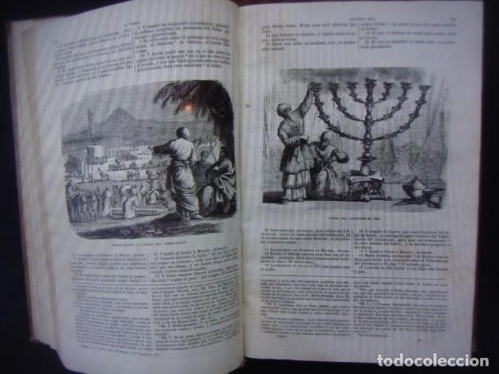 Libros antiguos: Phelipe Scio de S.Miguel -La Santa Biblia 5 TOMOS . (de la Vulgata Latina) - Foto 15 - 233708645