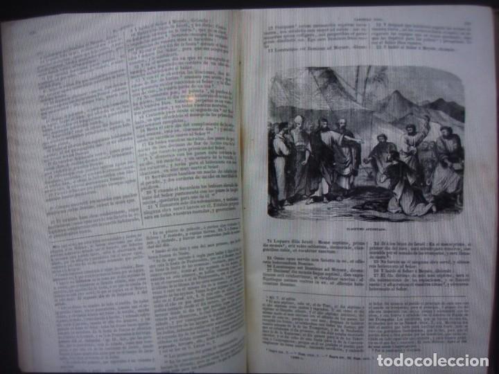 Libros antiguos: Phelipe Scio de S.Miguel -La Santa Biblia 5 TOMOS . (de la Vulgata Latina) - Foto 17 - 233708645
