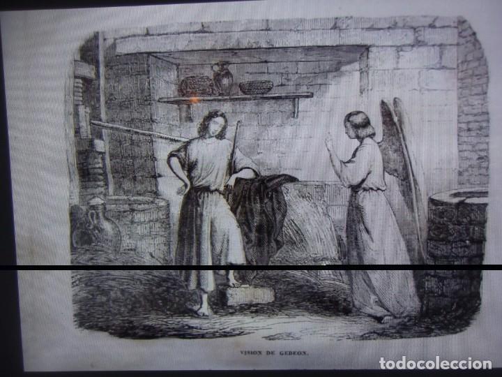 Libros antiguos: Phelipe Scio de S.Miguel -La Santa Biblia 5 TOMOS . (de la Vulgata Latina) - Foto 18 - 233708645