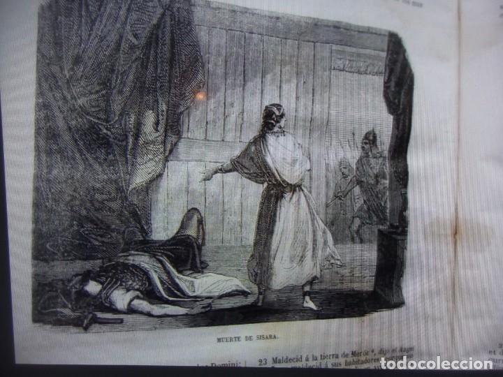 Libros antiguos: Phelipe Scio de S.Miguel -La Santa Biblia 5 TOMOS . (de la Vulgata Latina) - Foto 19 - 233708645