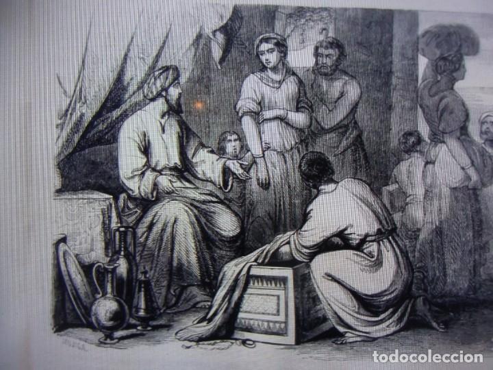 Libros antiguos: Phelipe Scio de S.Miguel -La Santa Biblia 5 TOMOS . (de la Vulgata Latina) - Foto 23 - 233708645