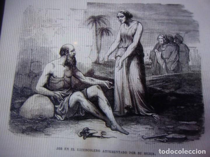Libros antiguos: Phelipe Scio de S.Miguel -La Santa Biblia 5 TOMOS . (de la Vulgata Latina) - Foto 24 - 233708645