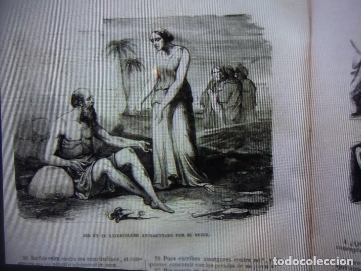 Libros antiguos: Phelipe Scio de S.Miguel -La Santa Biblia 5 TOMOS . (de la Vulgata Latina) - Foto 25 - 233708645