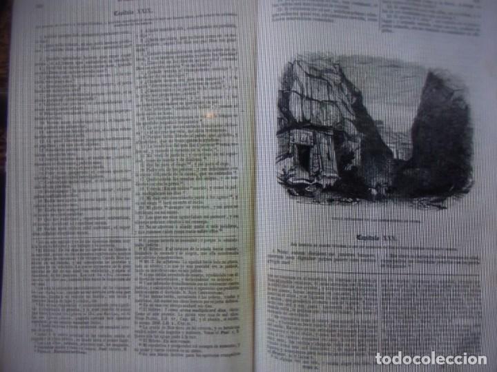 Libros antiguos: Phelipe Scio de S.Miguel -La Santa Biblia 5 TOMOS . (de la Vulgata Latina) - Foto 26 - 233708645