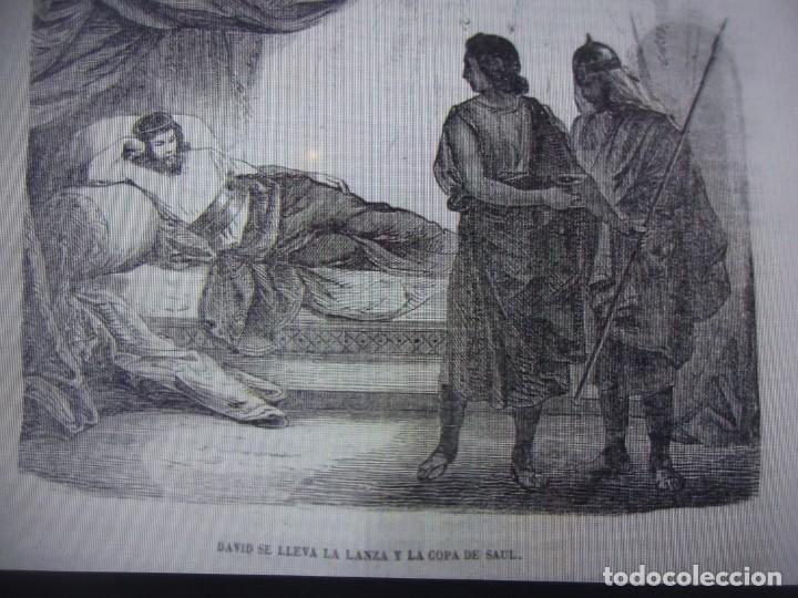 Libros antiguos: Phelipe Scio de S.Miguel -La Santa Biblia 5 TOMOS . (de la Vulgata Latina) - Foto 27 - 233708645