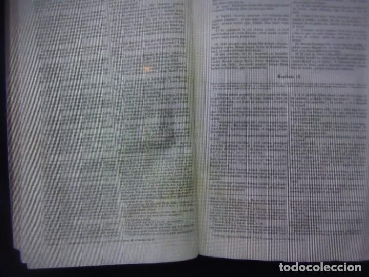 Libros antiguos: Phelipe Scio de S.Miguel -La Santa Biblia 5 TOMOS . (de la Vulgata Latina) - Foto 28 - 233708645