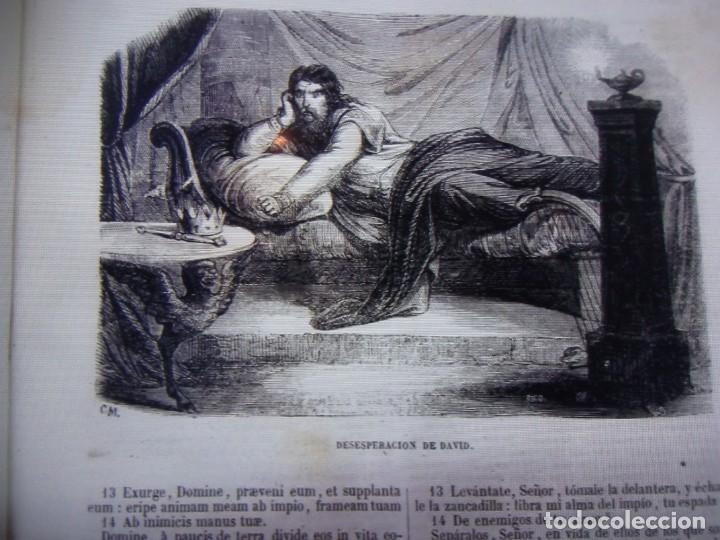 Libros antiguos: Phelipe Scio de S.Miguel -La Santa Biblia 5 TOMOS . (de la Vulgata Latina) - Foto 31 - 233708645