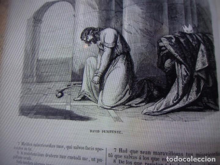 Libros antiguos: Phelipe Scio de S.Miguel -La Santa Biblia 5 TOMOS . (de la Vulgata Latina) - Foto 32 - 233708645