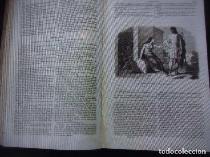 Libros antiguos: Phelipe Scio de S.Miguel -La Santa Biblia 5 TOMOS . (de la Vulgata Latina) - Foto 34 - 233708645