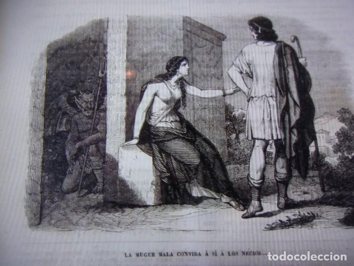 Libros antiguos: Phelipe Scio de S.Miguel -La Santa Biblia 5 TOMOS . (de la Vulgata Latina) - Foto 35 - 233708645