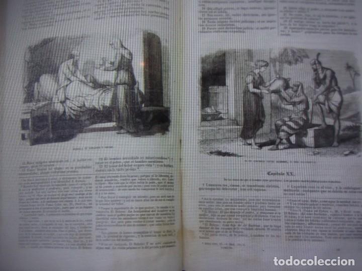 Libros antiguos: Phelipe Scio de S.Miguel -La Santa Biblia 5 TOMOS . (de la Vulgata Latina) - Foto 37 - 233708645