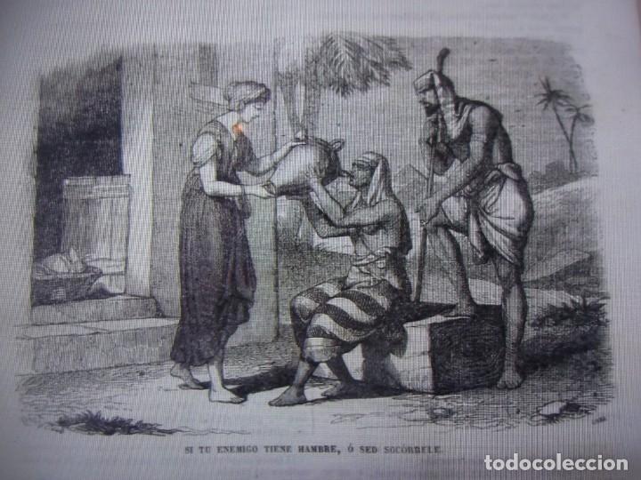 Libros antiguos: Phelipe Scio de S.Miguel -La Santa Biblia 5 TOMOS . (de la Vulgata Latina) - Foto 38 - 233708645