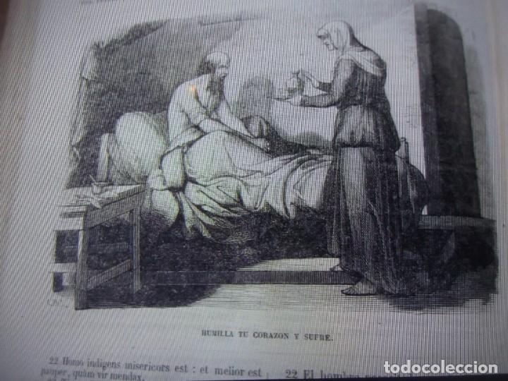 Libros antiguos: Phelipe Scio de S.Miguel -La Santa Biblia 5 TOMOS . (de la Vulgata Latina) - Foto 39 - 233708645