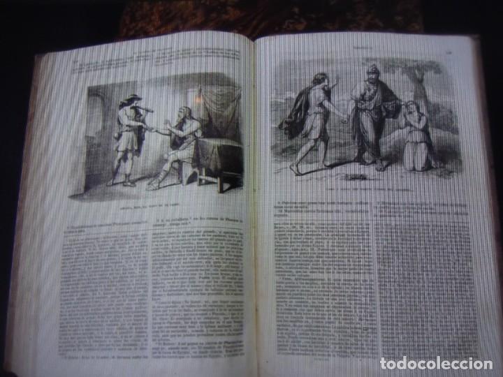 Libros antiguos: Phelipe Scio de S.Miguel -La Santa Biblia 5 TOMOS . (de la Vulgata Latina) - Foto 40 - 233708645