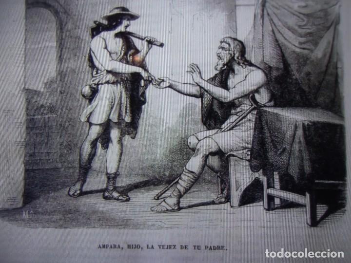 Libros antiguos: Phelipe Scio de S.Miguel -La Santa Biblia 5 TOMOS . (de la Vulgata Latina) - Foto 41 - 233708645