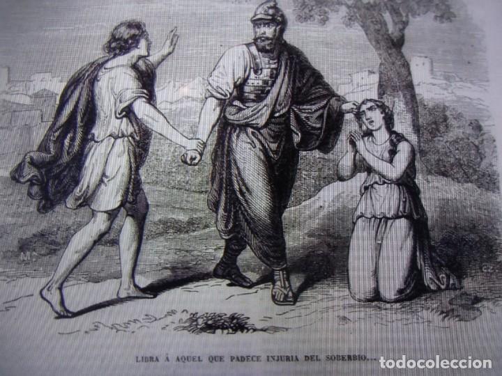 Libros antiguos: Phelipe Scio de S.Miguel -La Santa Biblia 5 TOMOS . (de la Vulgata Latina) - Foto 42 - 233708645