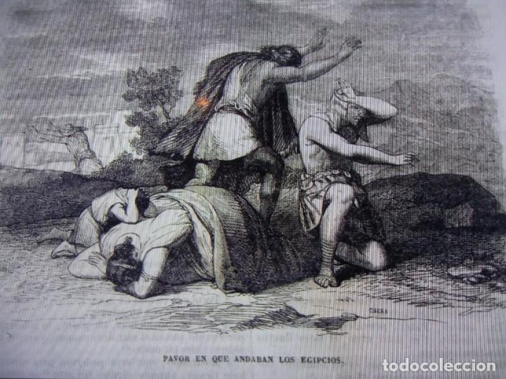 Libros antiguos: Phelipe Scio de S.Miguel -La Santa Biblia 5 TOMOS . (de la Vulgata Latina) - Foto 46 - 233708645