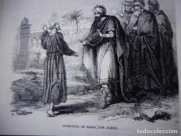Libros antiguos: Phelipe Scio de S.Miguel -La Santa Biblia 5 TOMOS . (de la Vulgata Latina) - Foto 52 - 233708645