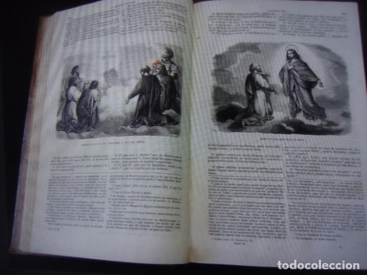Libros antiguos: Phelipe Scio de S.Miguel -La Santa Biblia 5 TOMOS . (de la Vulgata Latina) - Foto 56 - 233708645