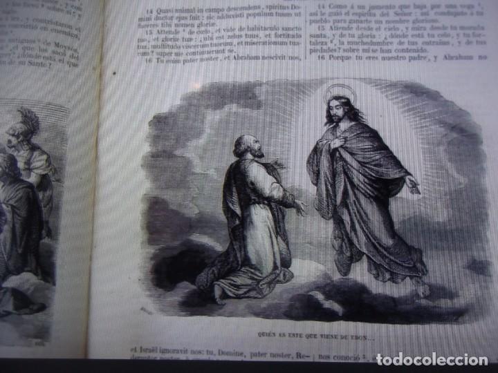 Libros antiguos: Phelipe Scio de S.Miguel -La Santa Biblia 5 TOMOS . (de la Vulgata Latina) - Foto 57 - 233708645