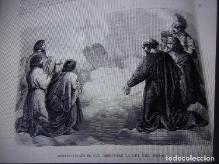 Libros antiguos: Phelipe Scio de S.Miguel -La Santa Biblia 5 TOMOS . (de la Vulgata Latina) - Foto 58 - 233708645