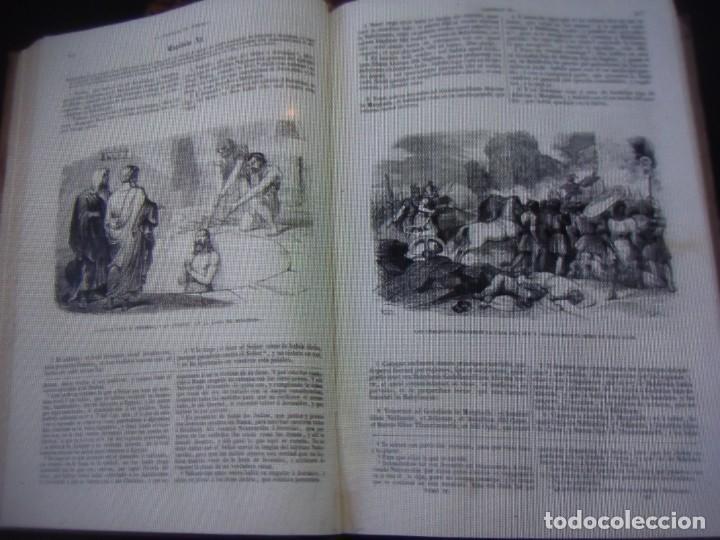 Libros antiguos: Phelipe Scio de S.Miguel -La Santa Biblia 5 TOMOS . (de la Vulgata Latina) - Foto 59 - 233708645
