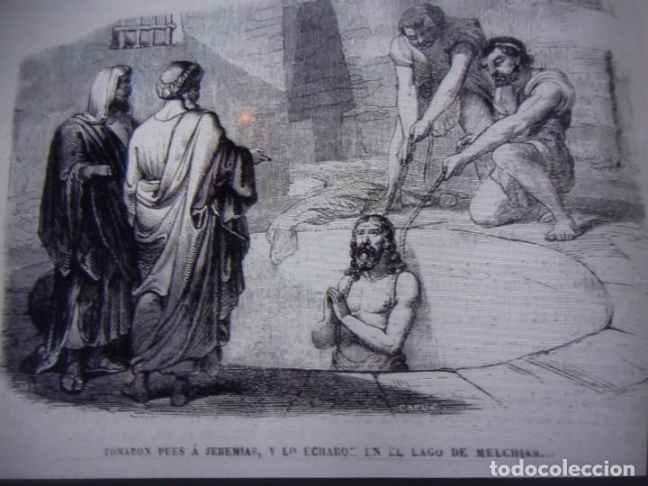 Libros antiguos: Phelipe Scio de S.Miguel -La Santa Biblia 5 TOMOS . (de la Vulgata Latina) - Foto 61 - 233708645