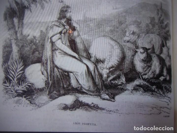 Libros antiguos: Phelipe Scio de S.Miguel -La Santa Biblia 5 TOMOS . (de la Vulgata Latina) - Foto 63 - 233708645