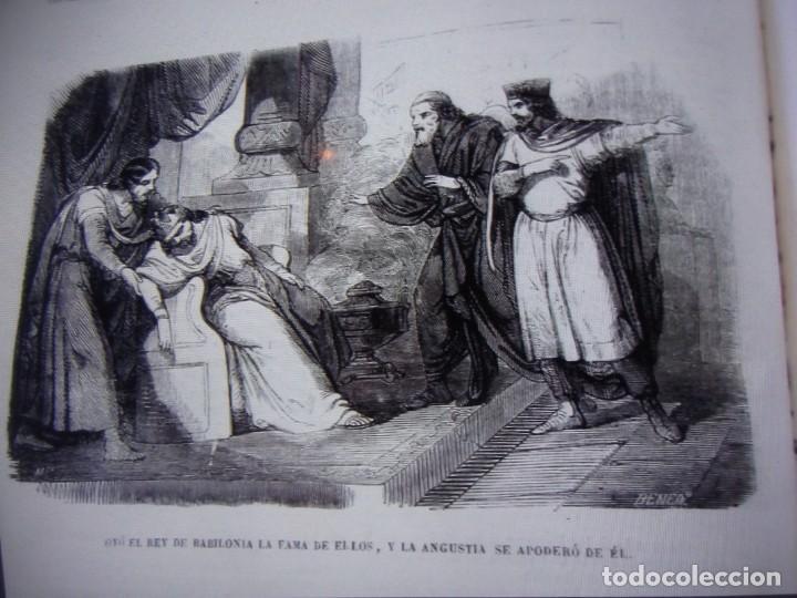Libros antiguos: Phelipe Scio de S.Miguel -La Santa Biblia 5 TOMOS . (de la Vulgata Latina) - Foto 66 - 233708645