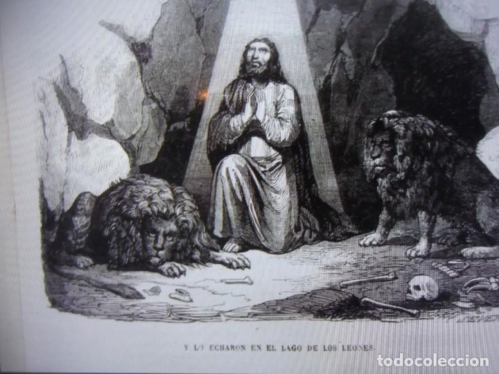 Libros antiguos: Phelipe Scio de S.Miguel -La Santa Biblia 5 TOMOS . (de la Vulgata Latina) - Foto 67 - 233708645