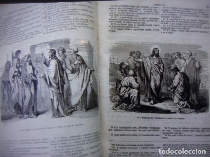 Libros antiguos: Phelipe Scio de S.Miguel -La Santa Biblia 5 TOMOS . (de la Vulgata Latina) - Foto 71 - 233708645
