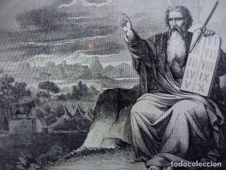 Libros antiguos: Phelipe Scio de S.Miguel -La Santa Biblia 5 TOMOS . (de la Vulgata Latina) - Foto 81 - 233708645