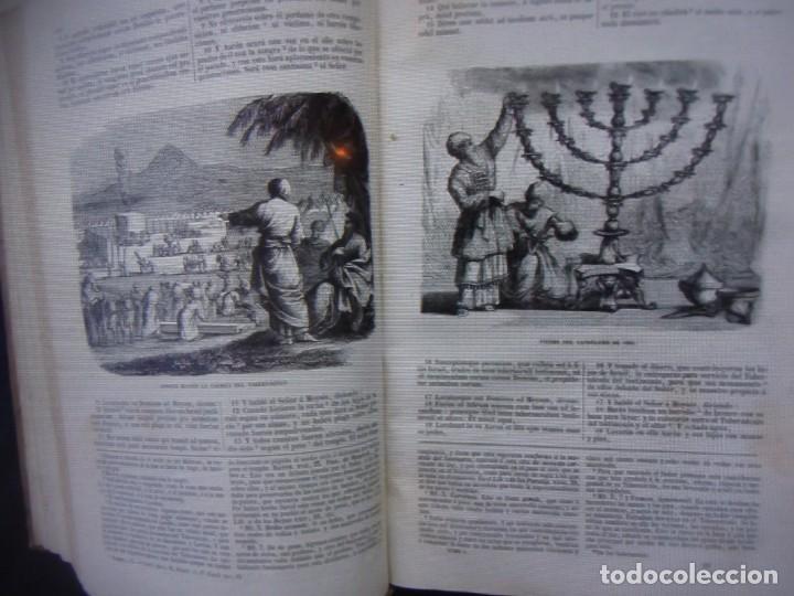 Libros antiguos: Phelipe Scio de S.Miguel -La Santa Biblia 5 TOMOS . (de la Vulgata Latina) - Foto 82 - 233708645
