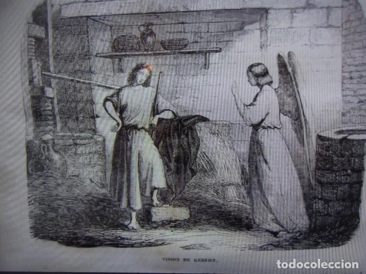 Libros antiguos: Phelipe Scio de S.Miguel -La Santa Biblia 5 TOMOS . (de la Vulgata Latina) - Foto 85 - 233708645