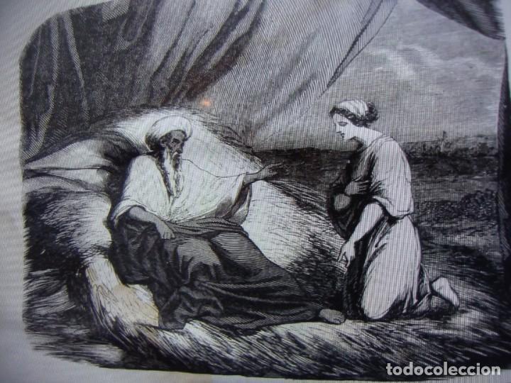 Libros antiguos: Phelipe Scio de S.Miguel -La Santa Biblia 5 TOMOS . (de la Vulgata Latina) - Foto 87 - 233708645