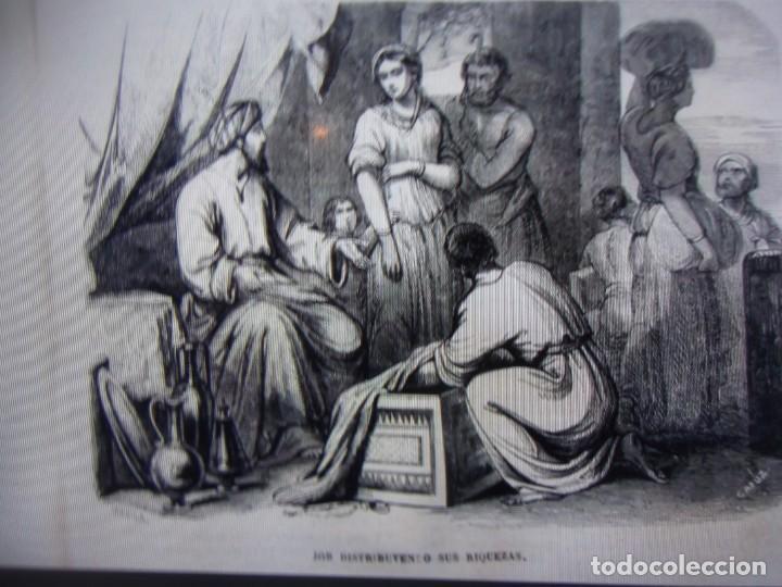 Libros antiguos: Phelipe Scio de S.Miguel -La Santa Biblia 5 TOMOS . (de la Vulgata Latina) - Foto 90 - 233708645
