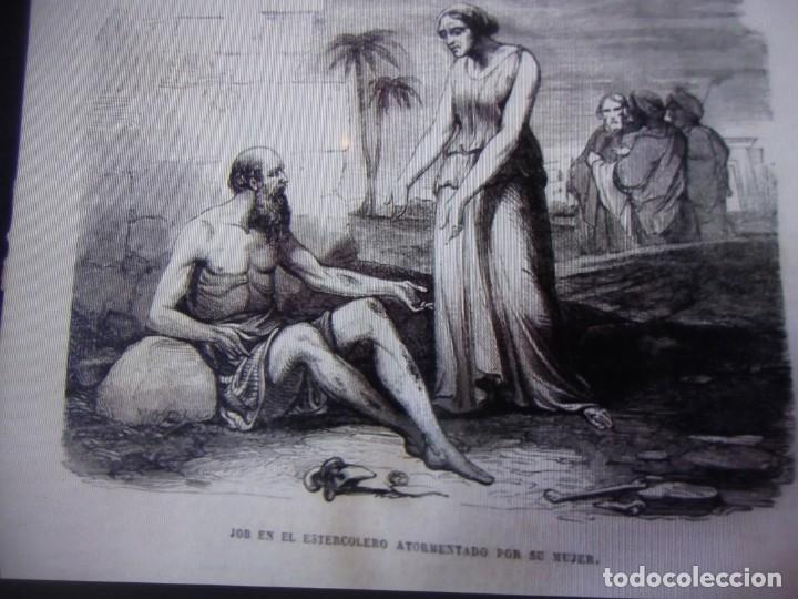 Libros antiguos: Phelipe Scio de S.Miguel -La Santa Biblia 5 TOMOS . (de la Vulgata Latina) - Foto 91 - 233708645
