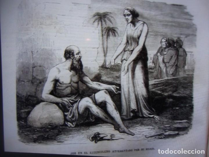 Libros antiguos: Phelipe Scio de S.Miguel -La Santa Biblia 5 TOMOS . (de la Vulgata Latina) - Foto 93 - 233708645