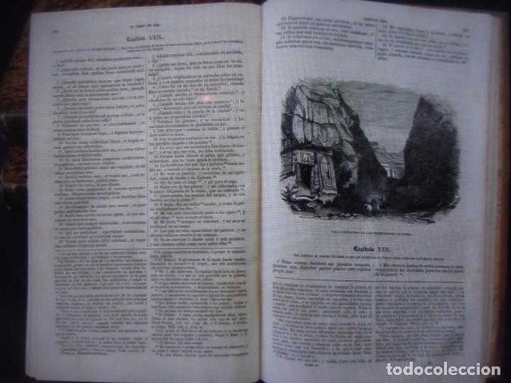 Libros antiguos: Phelipe Scio de S.Miguel -La Santa Biblia 5 TOMOS . (de la Vulgata Latina) - Foto 94 - 233708645