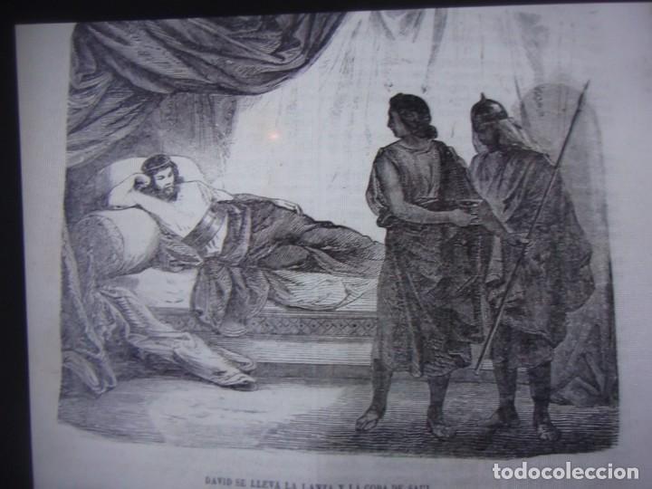 Libros antiguos: Phelipe Scio de S.Miguel -La Santa Biblia 5 TOMOS . (de la Vulgata Latina) - Foto 96 - 233708645