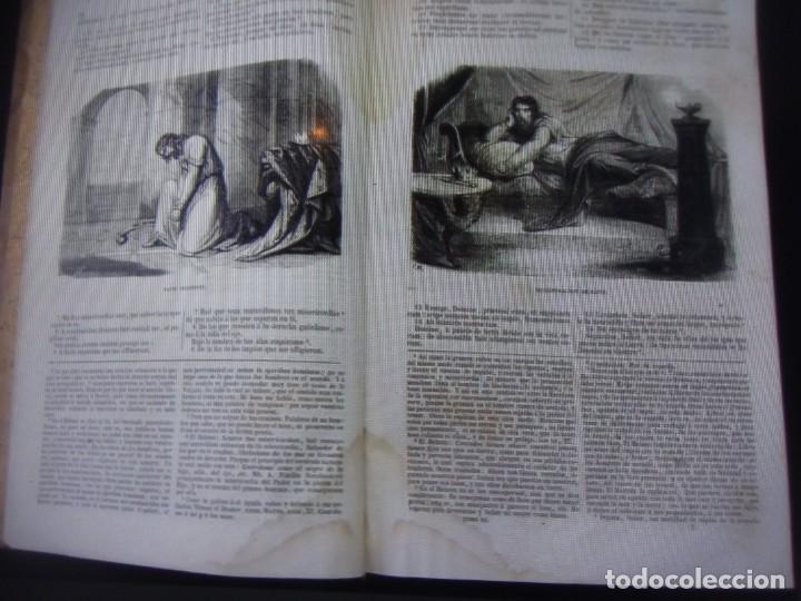 Libros antiguos: Phelipe Scio de S.Miguel -La Santa Biblia 5 TOMOS . (de la Vulgata Latina) - Foto 99 - 233708645