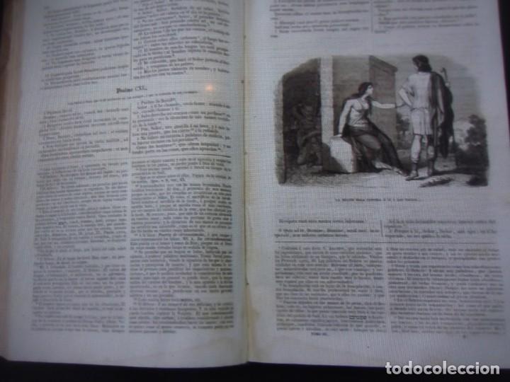 Libros antiguos: Phelipe Scio de S.Miguel -La Santa Biblia 5 TOMOS . (de la Vulgata Latina) - Foto 102 - 233708645