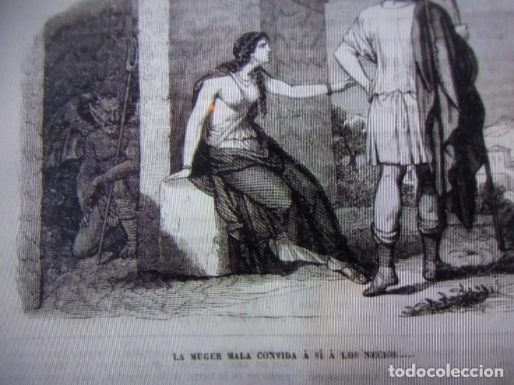 Libros antiguos: Phelipe Scio de S.Miguel -La Santa Biblia 5 TOMOS . (de la Vulgata Latina) - Foto 103 - 233708645
